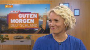 Nicole Mutschke RTL - Guten Morgen Deutschland