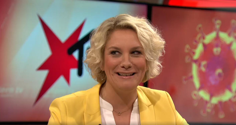 Nicole Mutschke Coronavirus Coronakrise stern TV