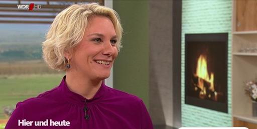 Nicole Mutschke wdr hier und heute tv