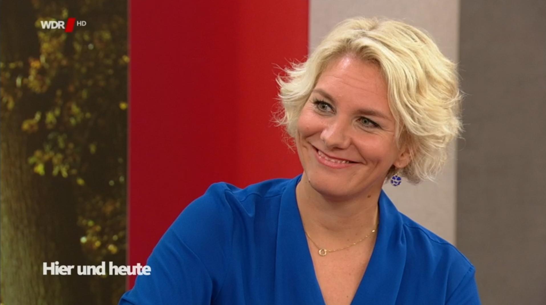 Nicole Mutschke wdr hier und heute tv wdr experte