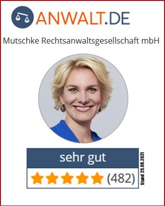Kanzlei Mutschke Nicole Erfahrung Bewertung