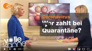 Coronavirus Coronakrise Nicole Mutschke Experte
