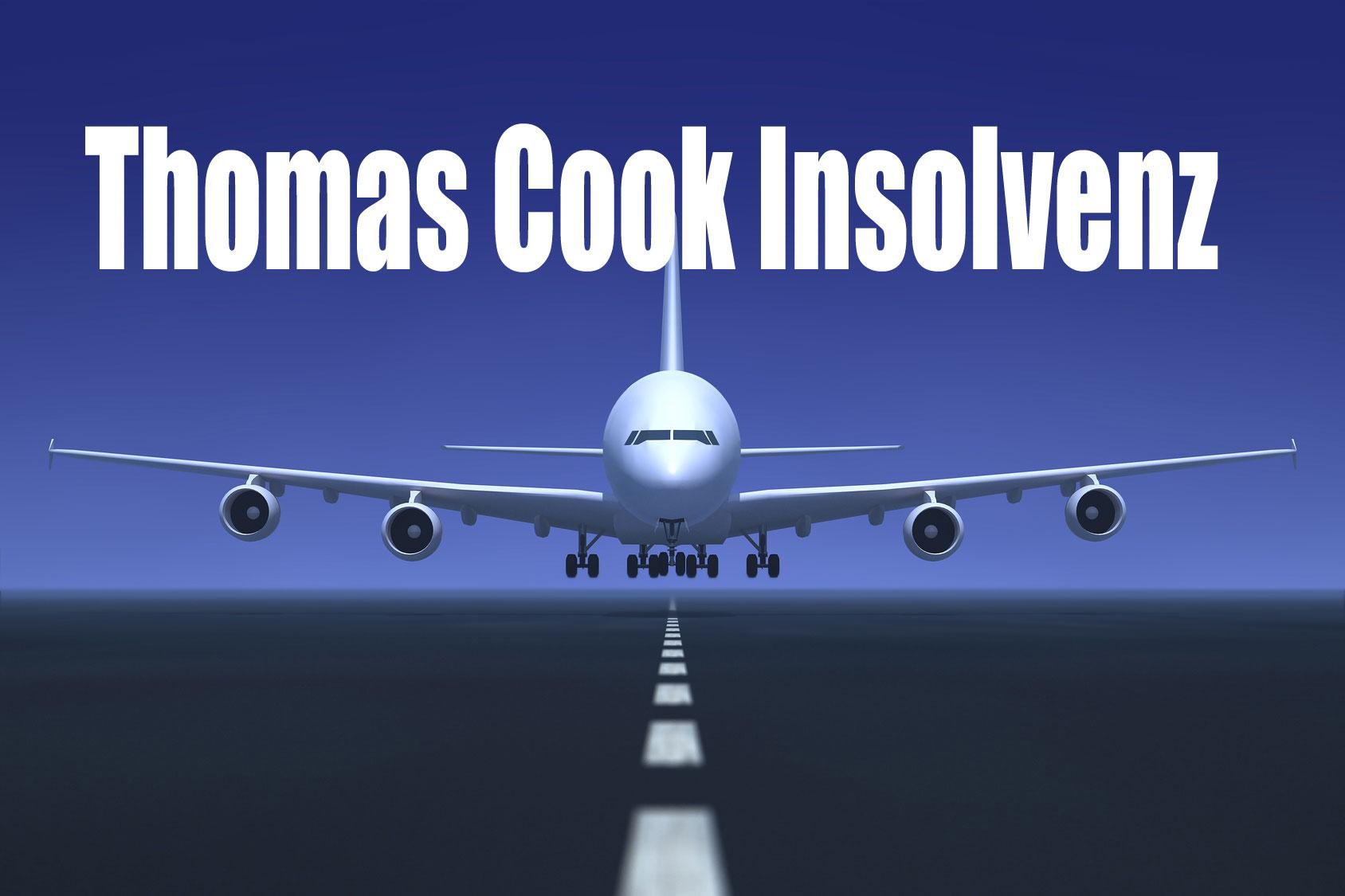 Thomas-Cook-Insolvenz anwalt kanzlei