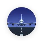Fondsarten Flugzeug