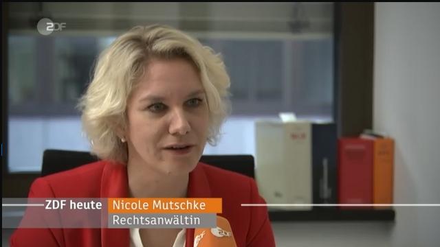 Nicole Mutschke Coronavirus Coronakrise zdf tv experte